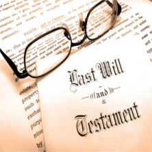 No Contest Provision in Will or Trust