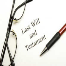 Arizona Last Will and Testament for Estate Planning.