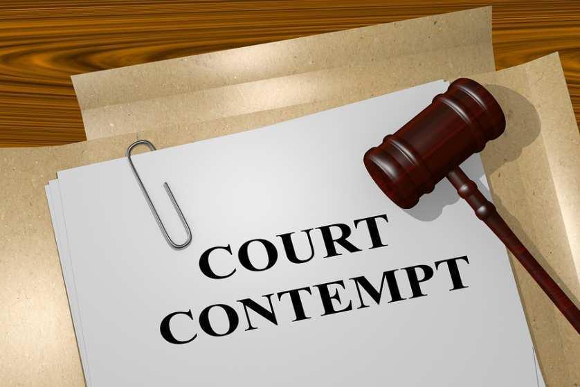 Contempt of Court in Arizona