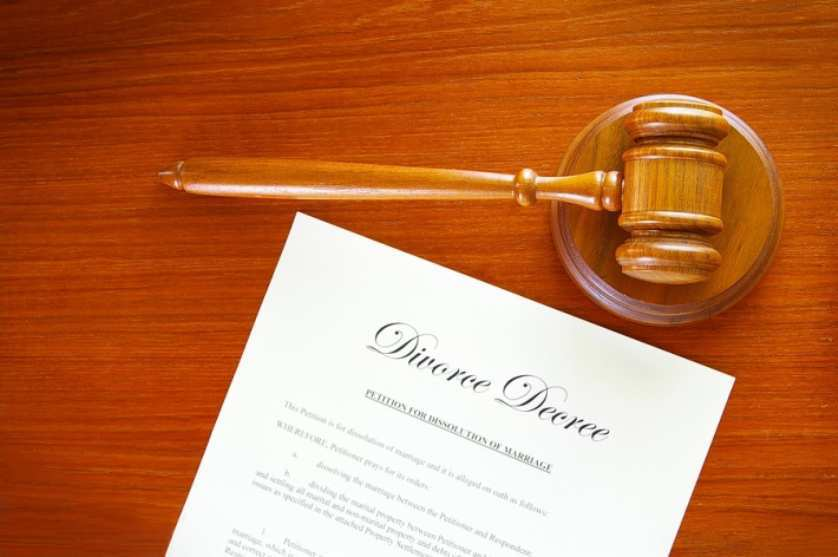 Verification of Divorce Form in Arizona