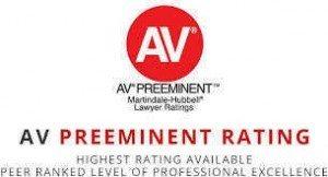 AV Rated Preeminent Divorce Attorney | 2014.