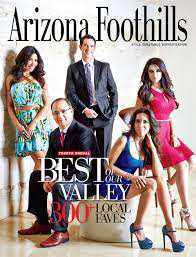 Arizona Foothills Best of Our Valley Divorce Attorney | 2014