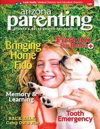 Arizona Parenting Magazine.
