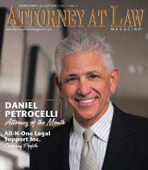 Attorney at Law Magazine Top Ten Sole Pratitioners to Watch in 2012.
