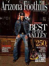 Arizona Foothills Magazine Best of Our Valley Divorce Attorney | 2014.