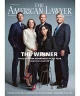 The American Lawyer Awards.
