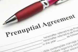 Prenuptial Agreement and Creditors in Arizona.Prenu