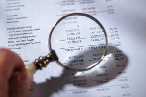 Failure to Disclose Financial Information in a Divorce in Arizona.