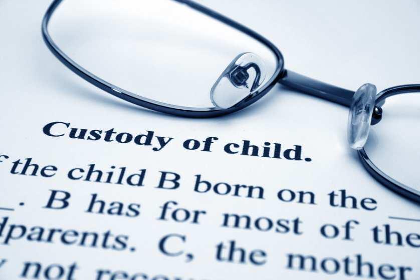 Mutual Domestic Violence and Child Custody in Arizona.