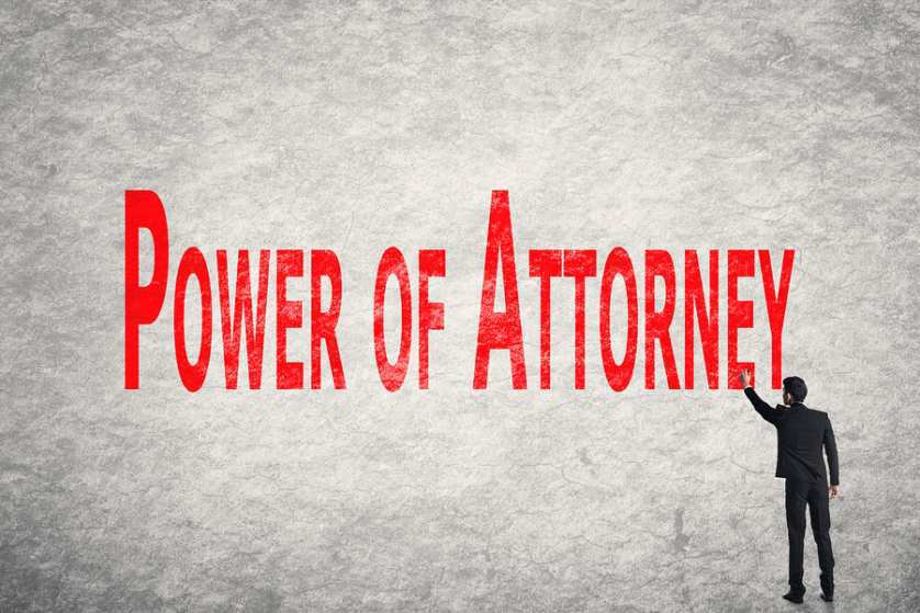 Unauthorized Use of Power of Attorney to Dispose of a Spouse's Separate Property