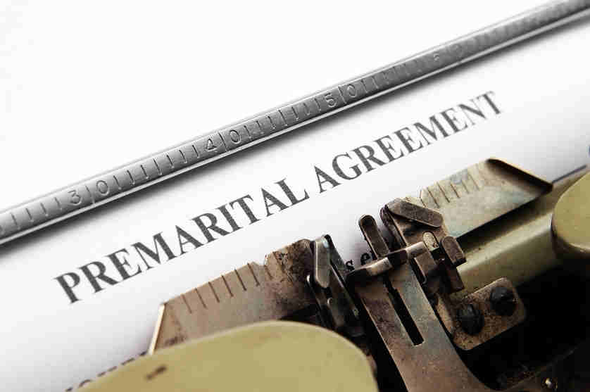 Premarital Agreements Made In Another State Hildebrand Law Pc