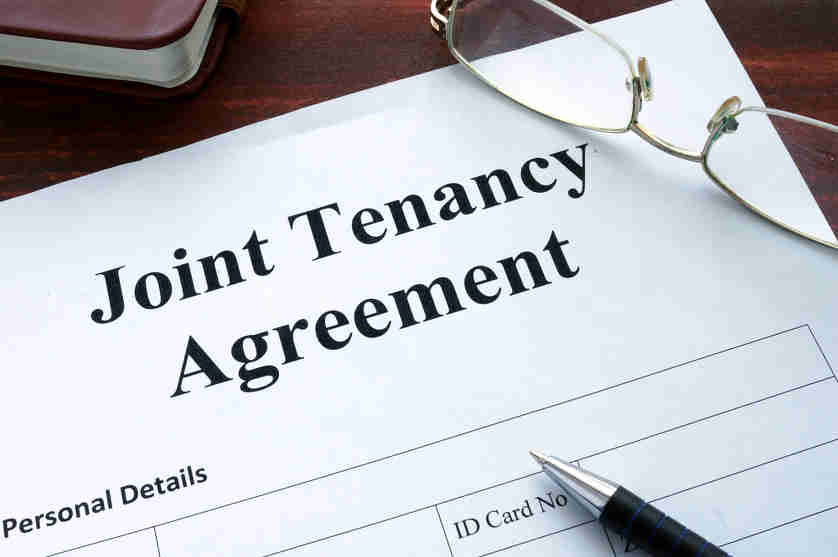 Joint Tenancy Property Treated as Community Property