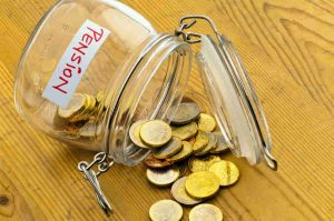 Pensions and Divorce.