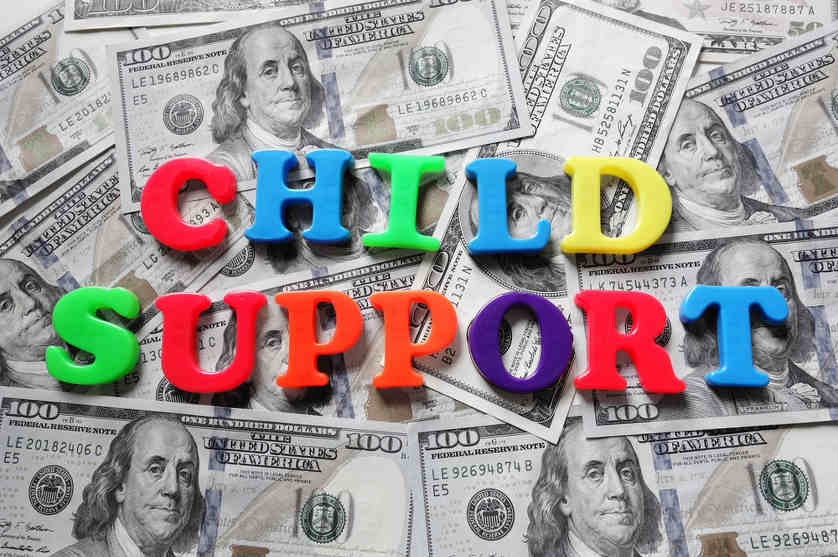 Child Support in a Bank Account are Exempt From Execution by a Creditor