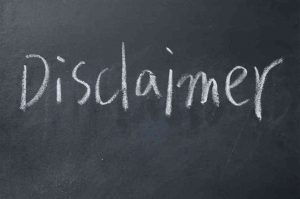 Disclaimer Deed and Divorce