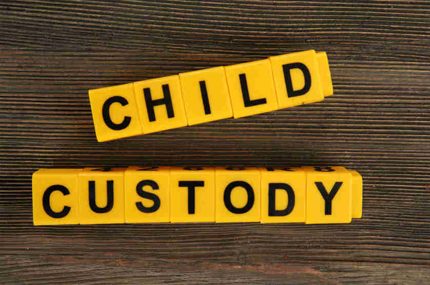 Domestic Relations Court Prohibited From Providing Custody Rights to Step Parents