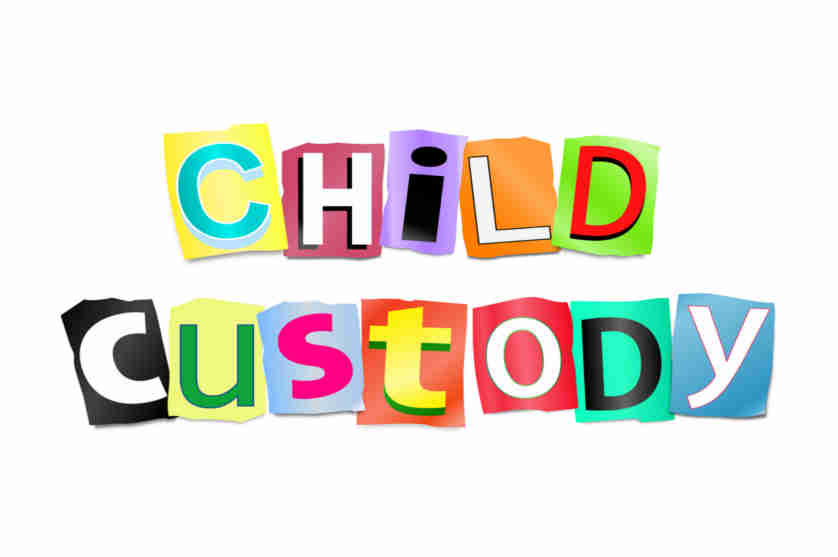 Temporary Child Custody Orders in an Arizona Divorce Decree