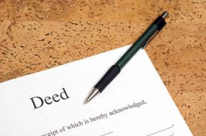 Disclaimer Deed and Divorce in Arizona.