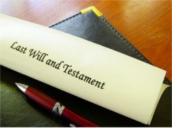 Life-Changing Events and Writing a Will.