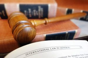 International Divorce and Dismissal in Arizona.