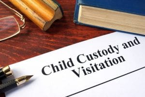 Order of Protection and Child Visitation in Arizona.