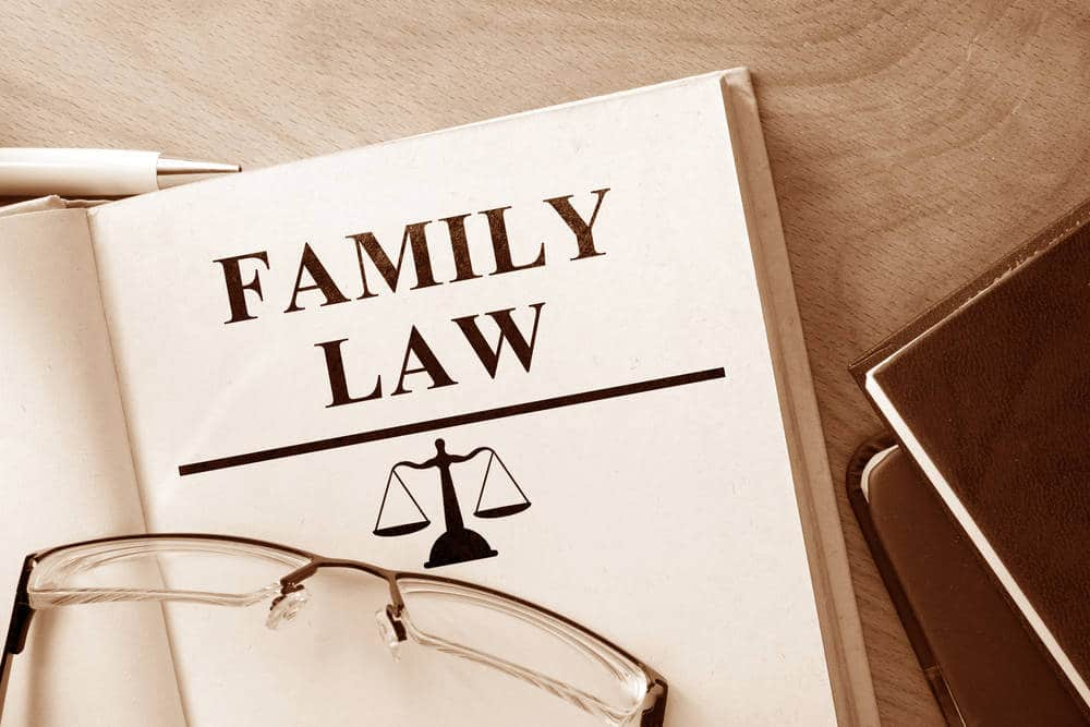What is the Law of the Case in a Divorce in Arizona.