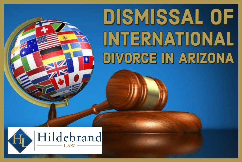 Dismissal of Arizona Divorce for Forum Non-Conveniens