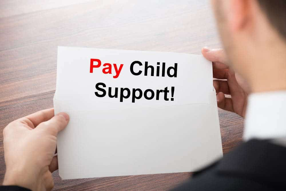 Past Child Support in Arizona.