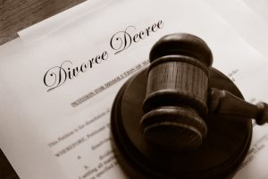 Merger of Settlement Agreement into Divorce Decree in Arizona.