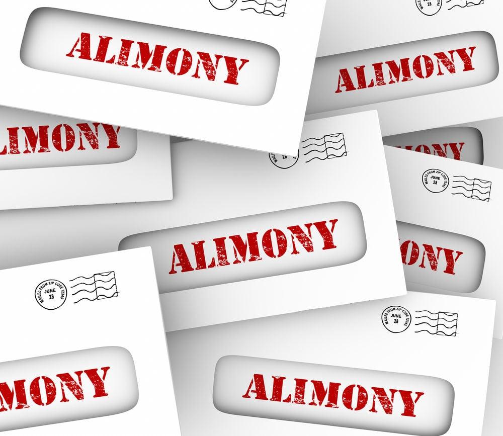 Alimony to Working Spouse in Arizona.