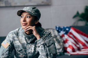 Military Benefits in a Divorce in Arizona.
