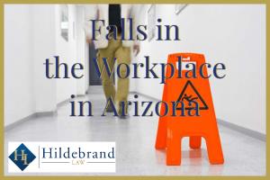 Fall Rates in the Workplace in Arizona