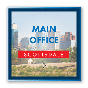 Scottsdale Arizona Office Location of Hildebrand Law, PC.