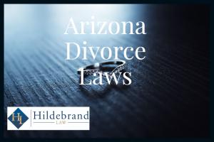 Arizona Divorce Laws