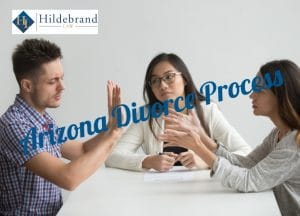 Arizona Divorce Process