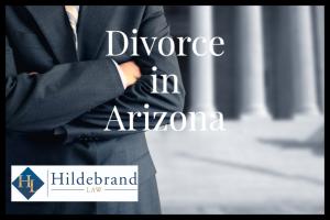 Divorce in Arizona
