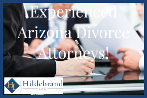 Experienced Arizona Divorce Attorneys