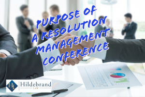 Purpose of a Resolution Management Conference in Arizona
